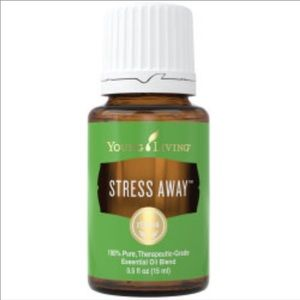 Stress Away Essential Oil - 15 ml